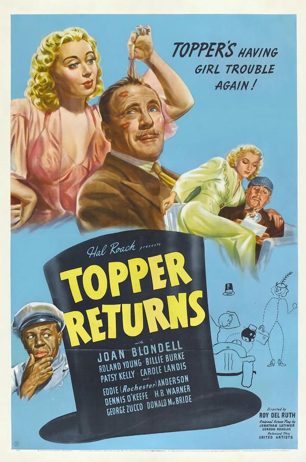 Topper Returns online