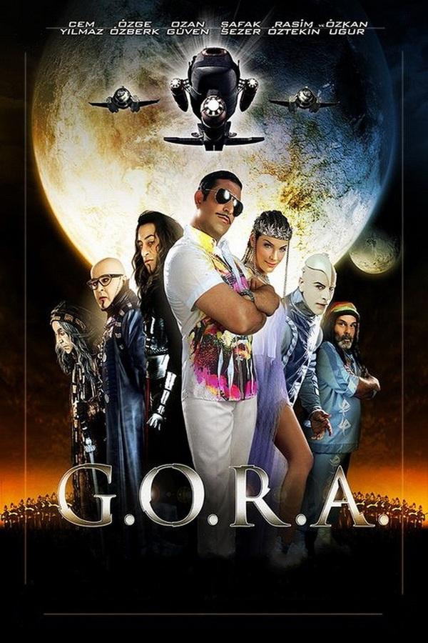 G.O.R.A online