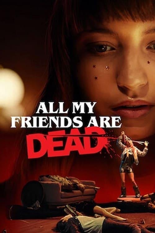 Všichni moji přátelé jsou mrtví online
