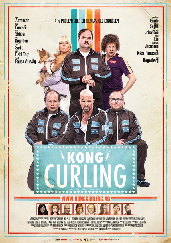 King Curling online