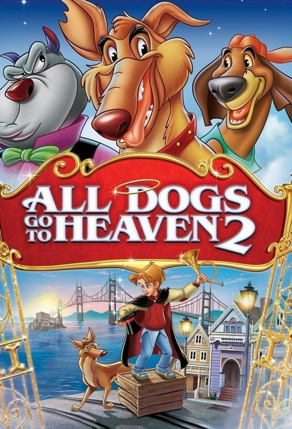 All Dogs Go to Heaven 2 online