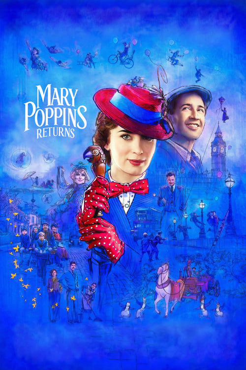 Mary Poppins se vrací online