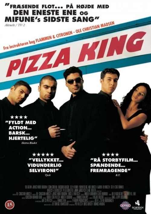 Pizza King online
