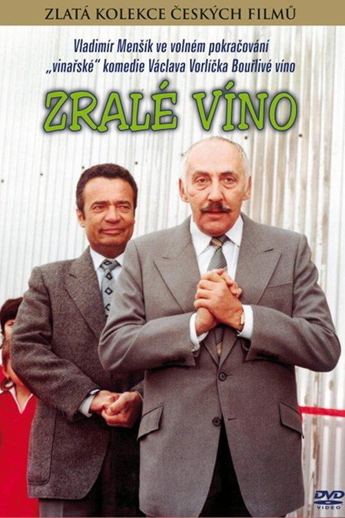 Zralé víno online