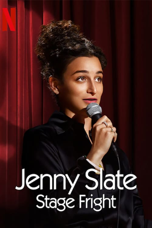 Jenny Slate: Tréma na jevišti online