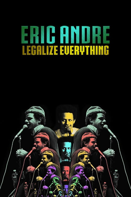 Eric Andre: Legalizujte všechno online