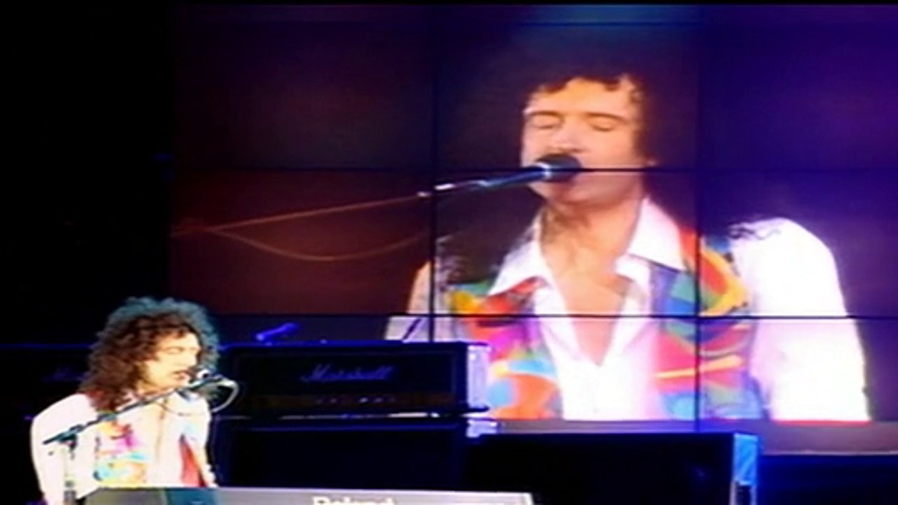 Freddie Mercury Tribute: Concert for AIDS Awareness, The online