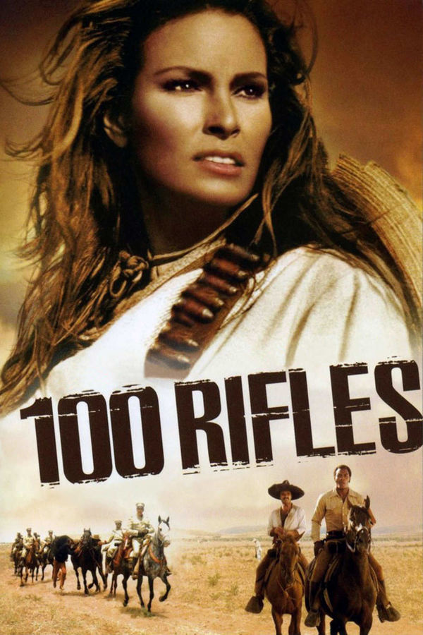 100 Rifles online