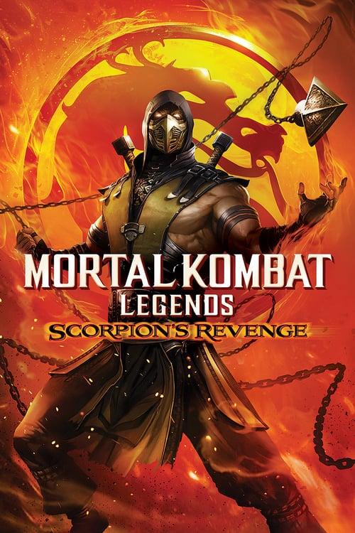 Mortal Kombat Legends: Scorpion's Revenge online