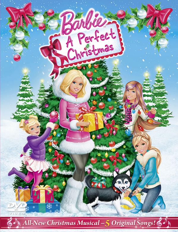 Barbie a dokonalé Vánoce online