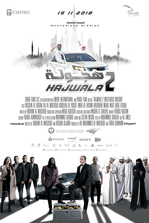 Hajwala 2: Mysterious Mission online