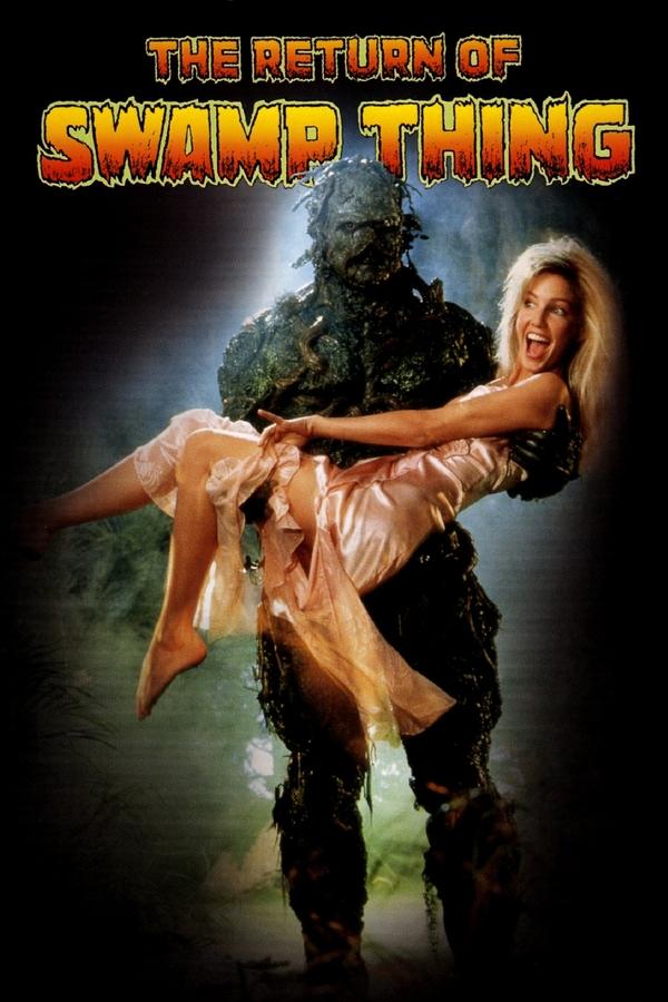 Return of Swamp Thing online