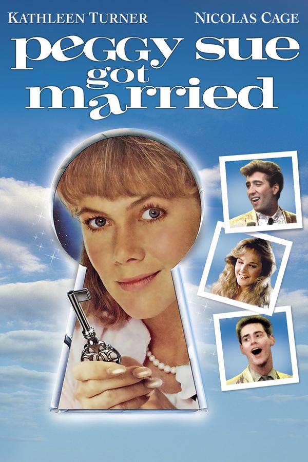 Peggy Sue se vdává online