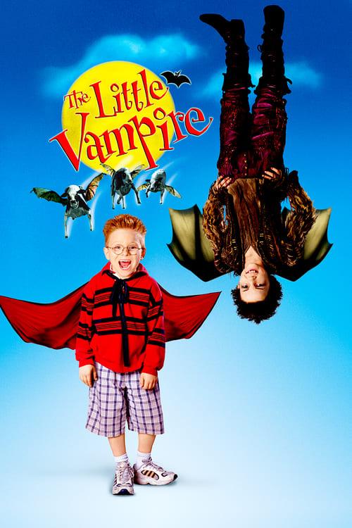 The Little Vampire online