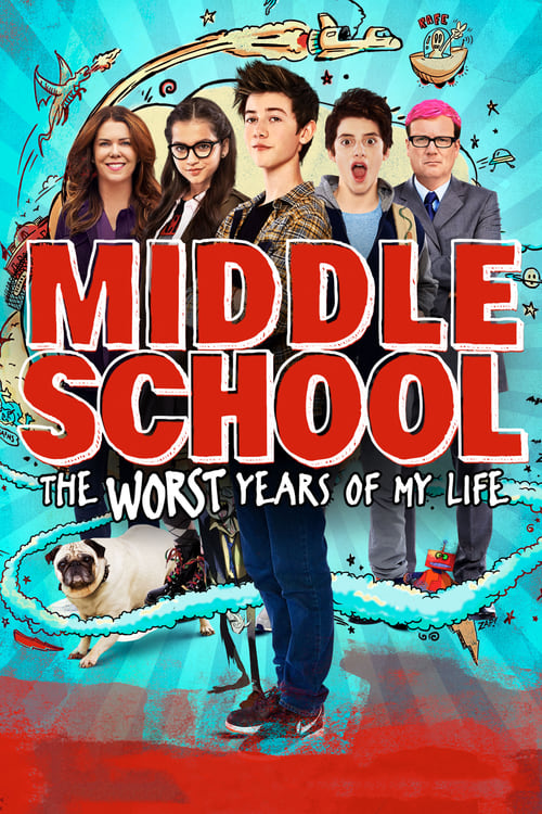 Middle School: The Worst Years of My Life online