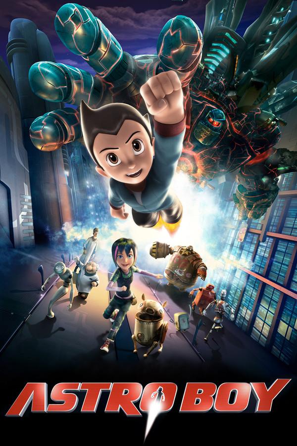 Astro Boy - Tržby a návštěvnost
