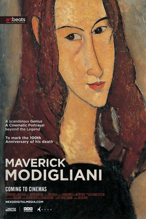 Vizionář Modigliani online