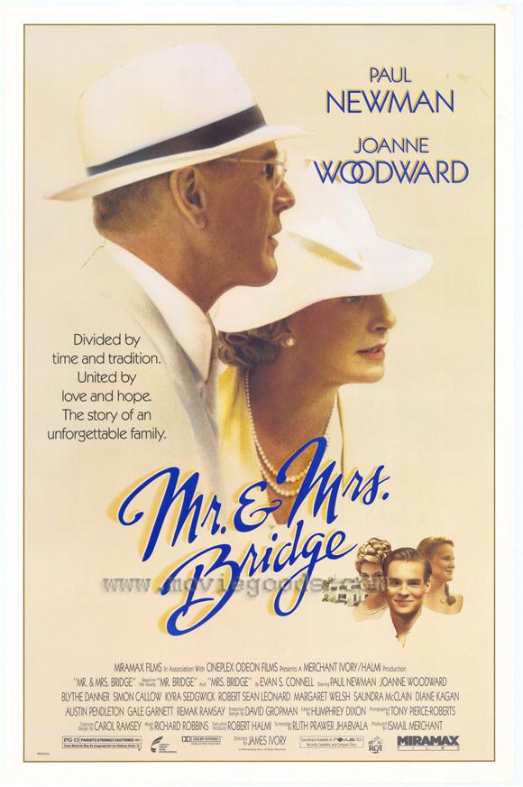 Pán a paní Bridgeovi online