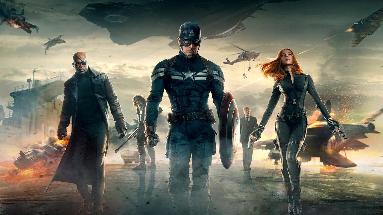 Captain America: Návrat prvního Avengera online