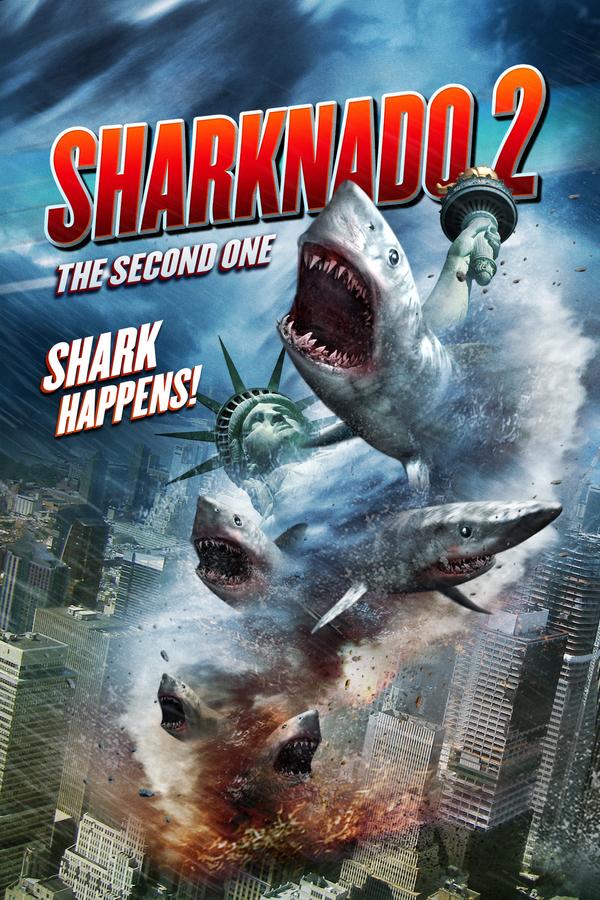 Žraločí tornádo 2 online