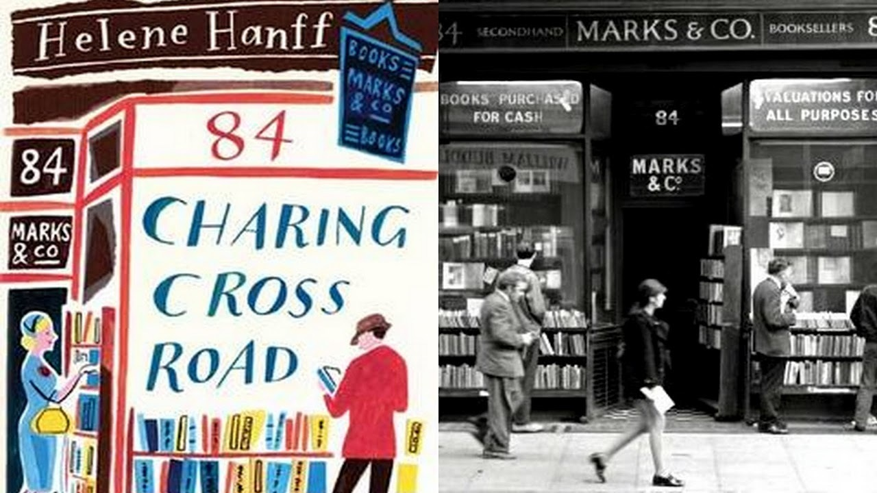 84 Charing Cross Road online