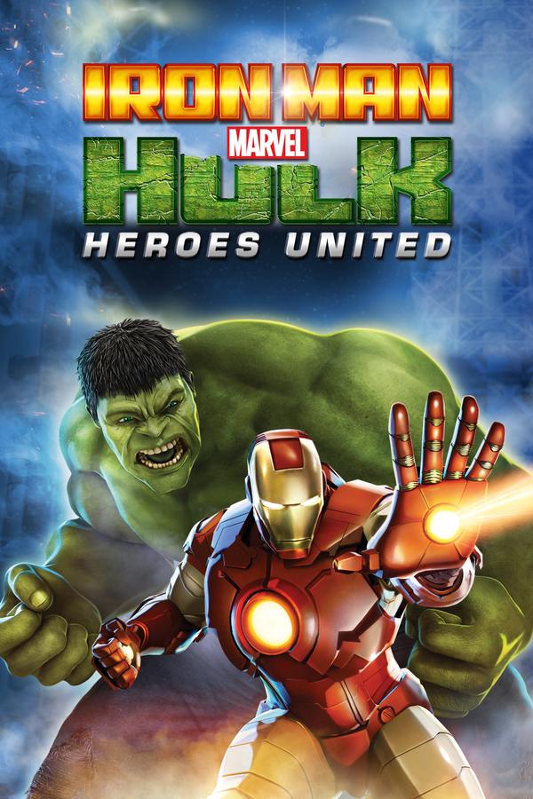 Iron Man & Hulk: Heroes United online
