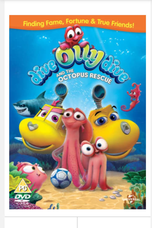 Dive Olly Dive and the Octopus Rescue online