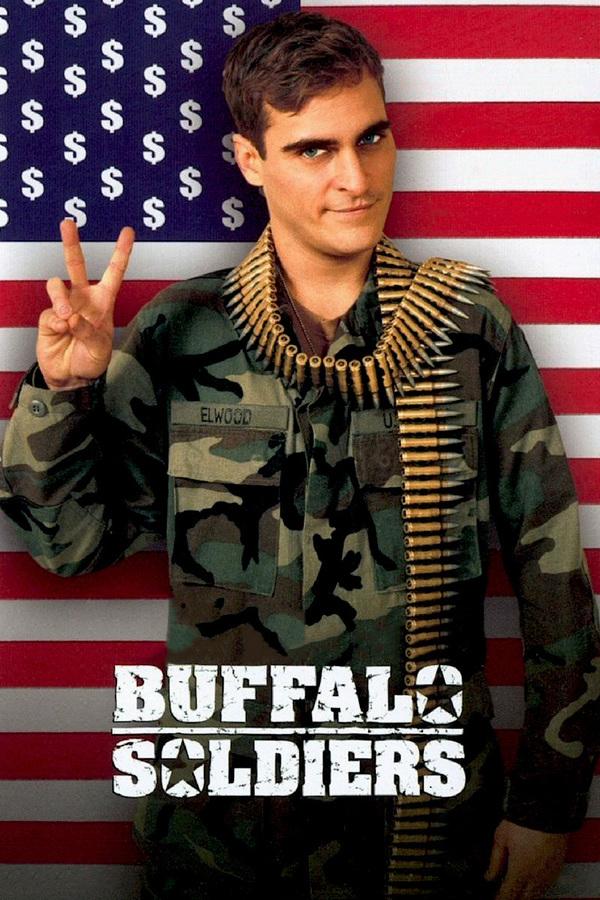 Buffalo Soldiers: Odvaha a přátelství online