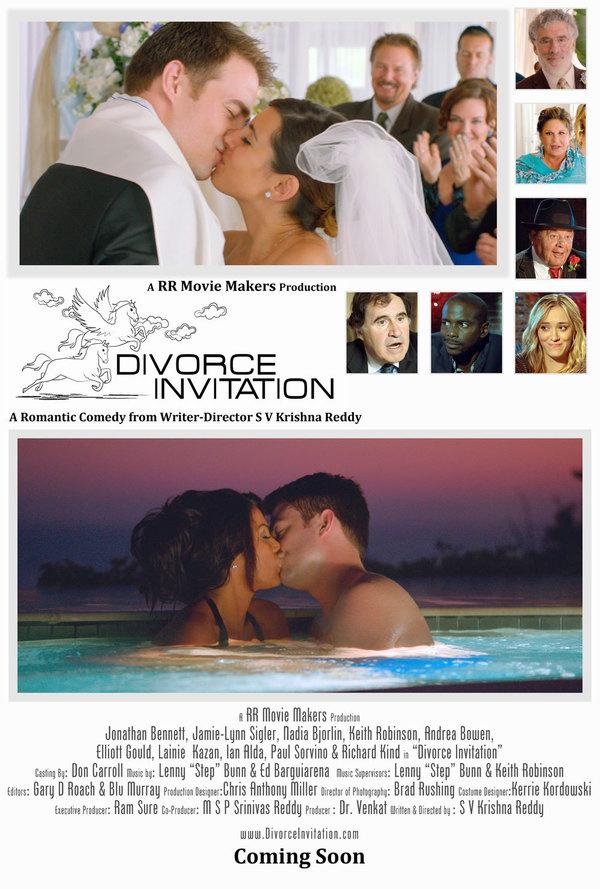 Divorce Invitation online