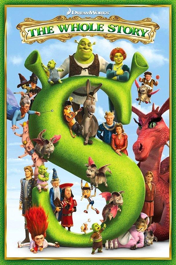 Shrek Třetí online