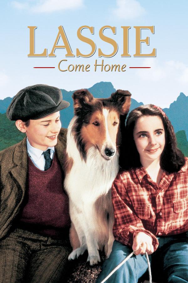Lassie se vrací online