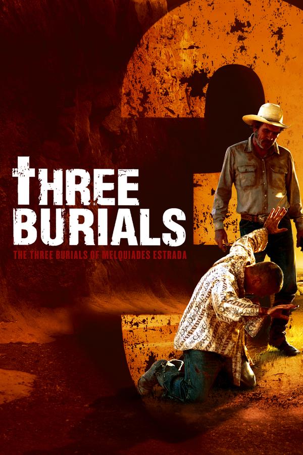 Tři pohřby online