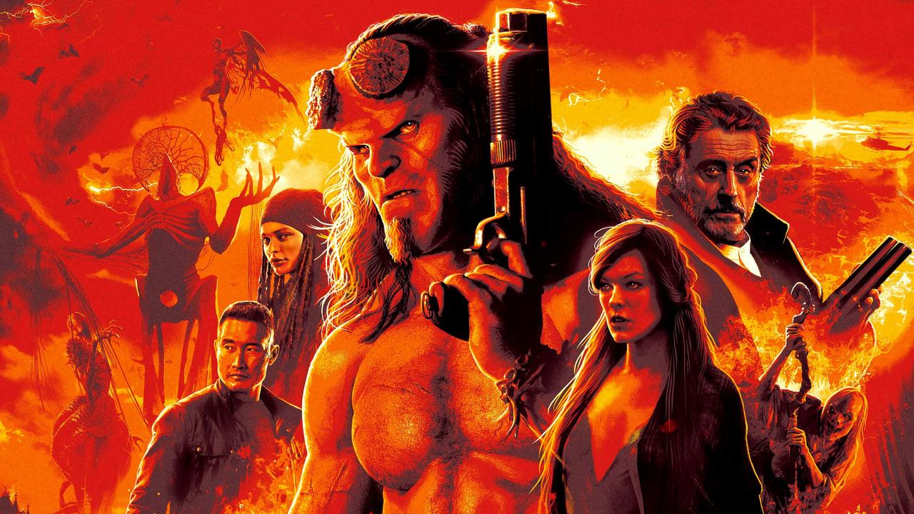 Hellboy - 12. dubna