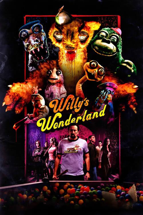 Willyho kouzelný svět online