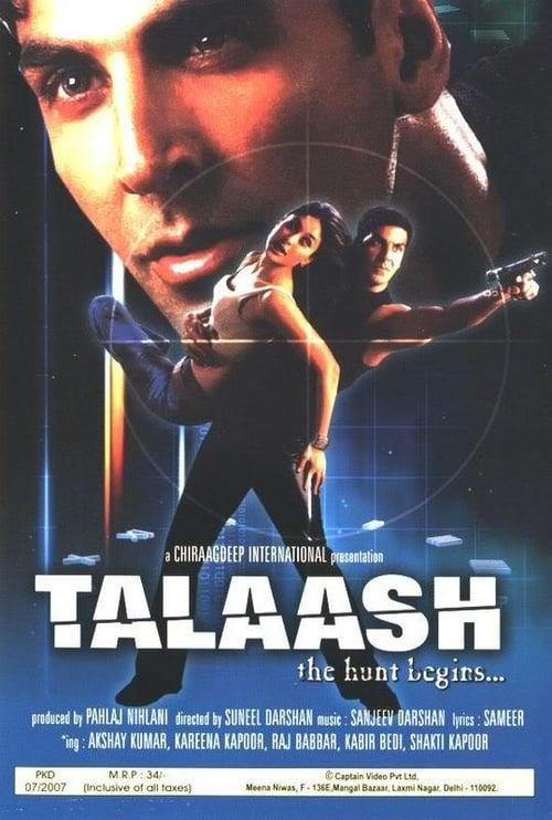 Talaash: The Hunt Begins online