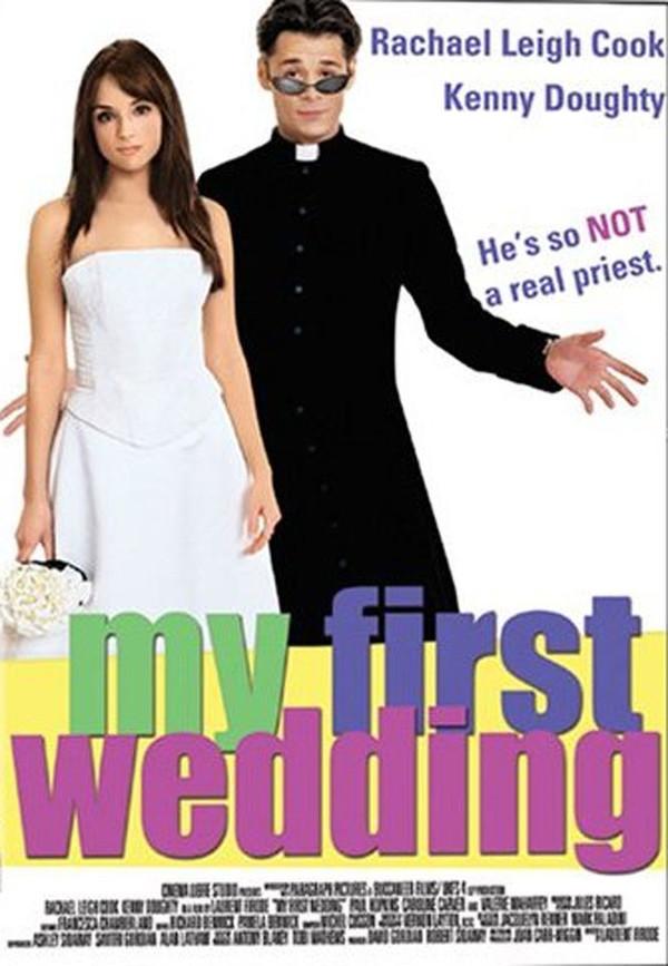 Má první svatba online