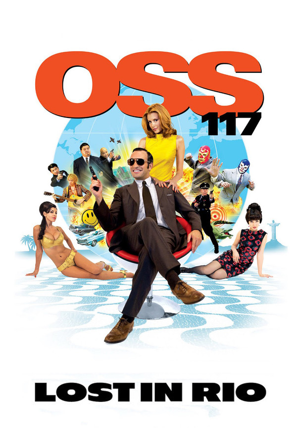OSS 117: Lost in Rio online