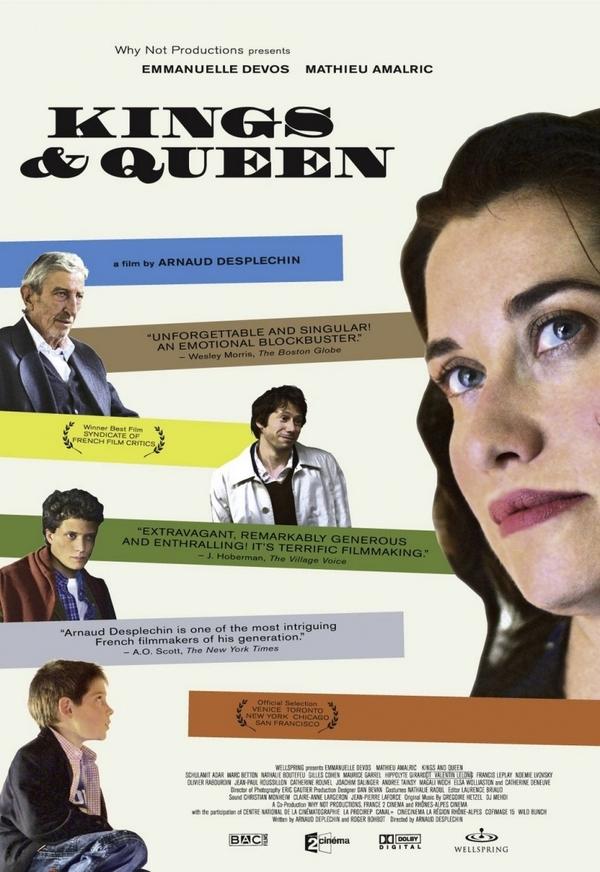 Králové a královna online
