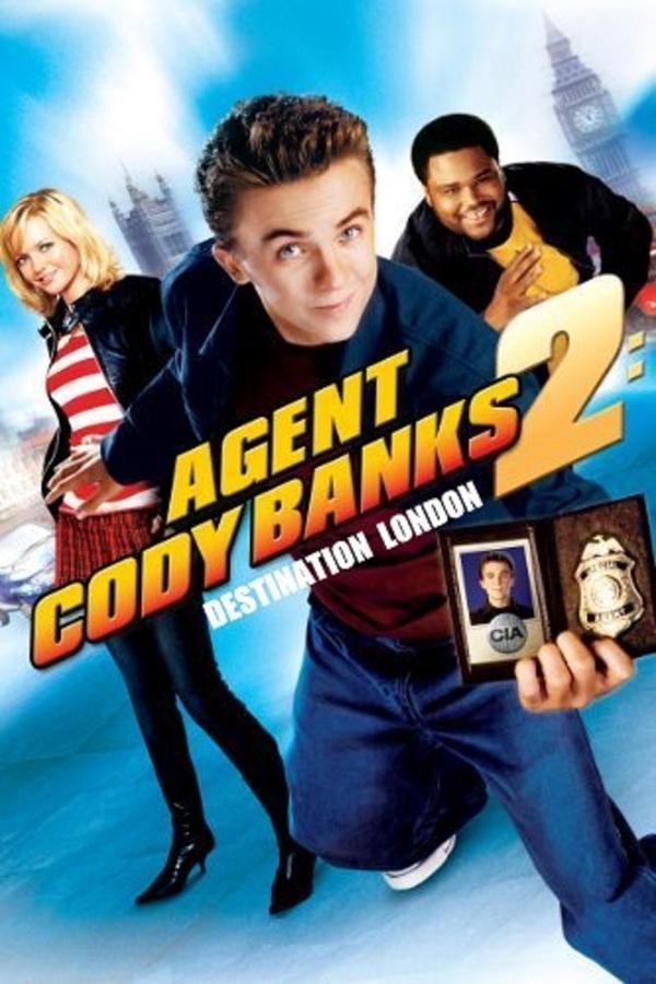 Agent Cody Banks 2 online
