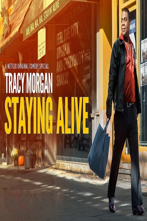 Tracy Morgan: Staying Alive online