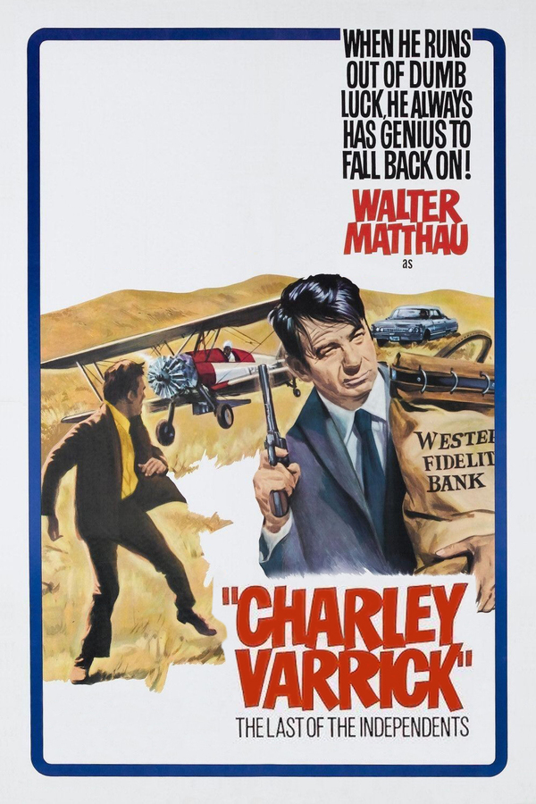 Charley Varrick online