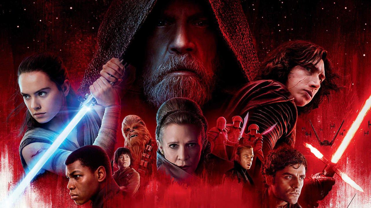 Star Wars: Poslední zJediů
