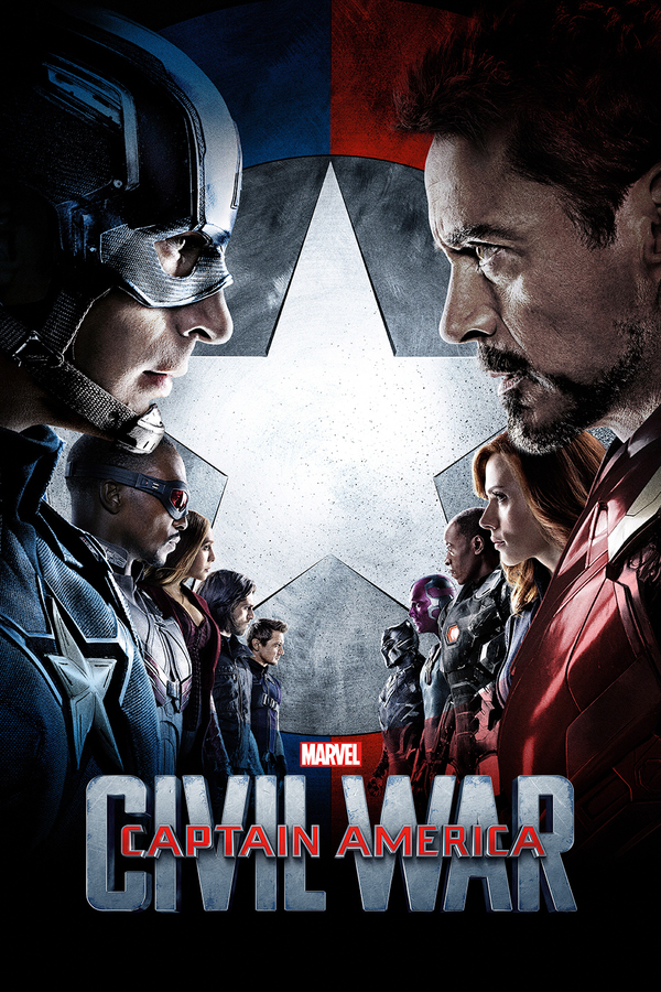 Captain America: Občanská válka online