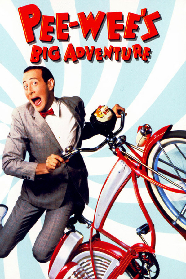 Pee-wee's Big Adventure online