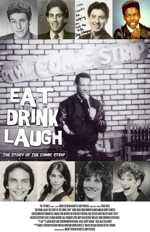 Eat Drink Laugh: The Story of the Comic Strip online