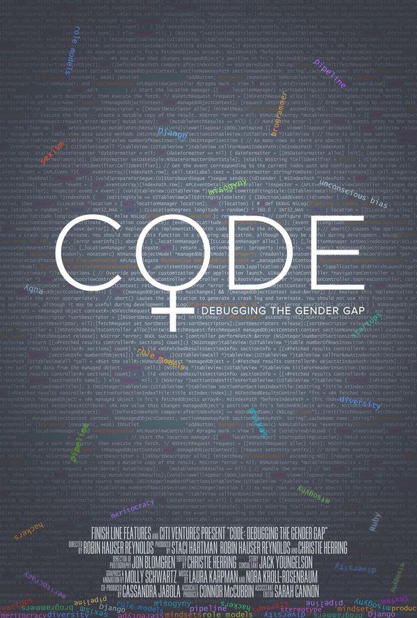Kód: Vyladění genderové propasti online