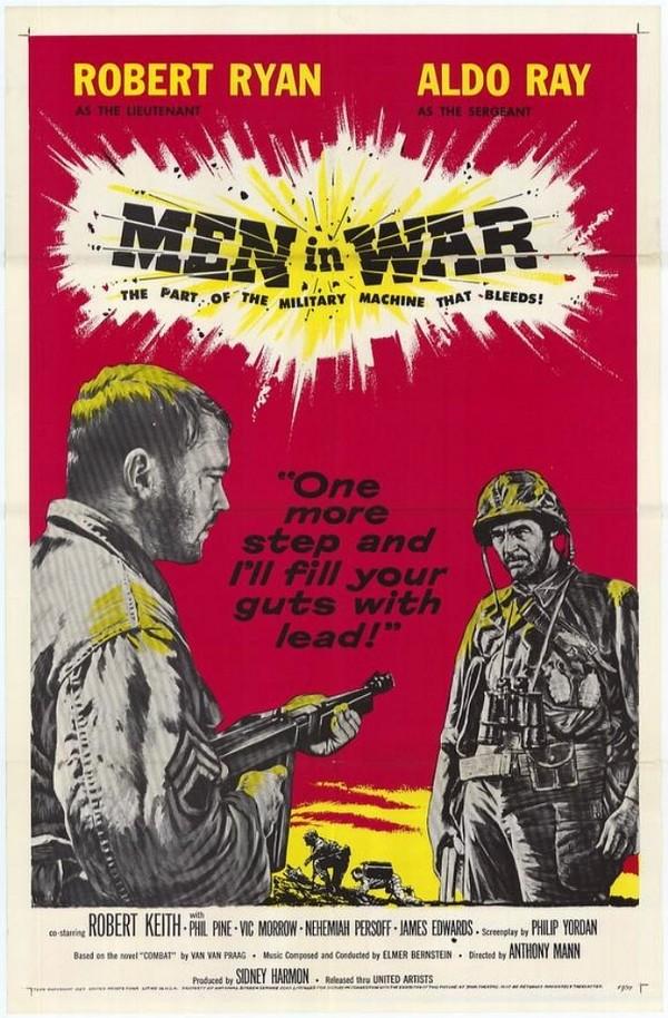 Men In War online