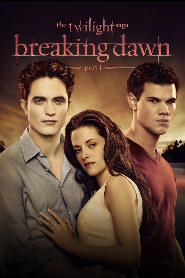 Twilight sága: Rozbřesk - 1. část online