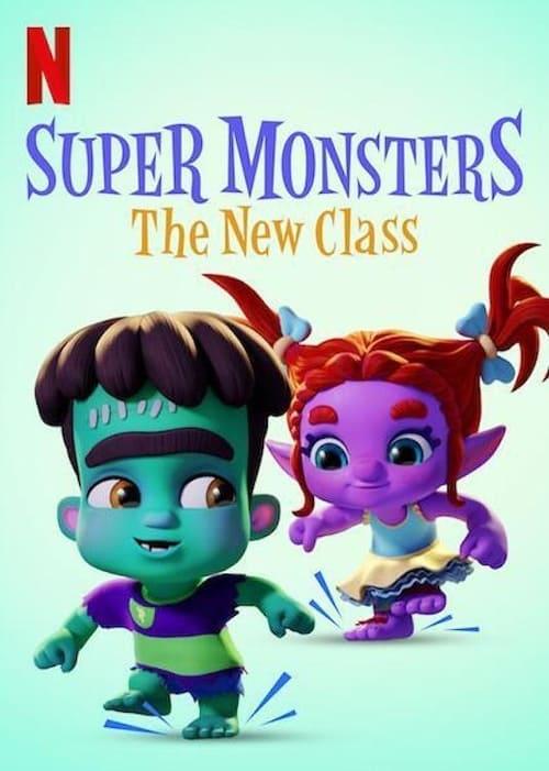 Superpříšerky: Nová třída online
