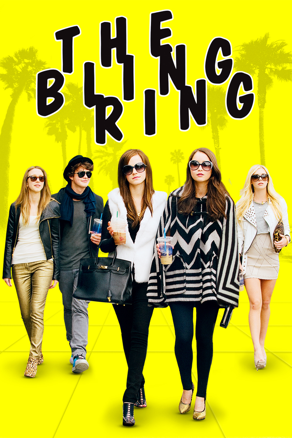 Bling Ring: Jako VIPky online